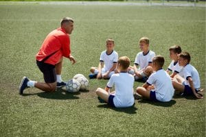 Soccer Coach Talk