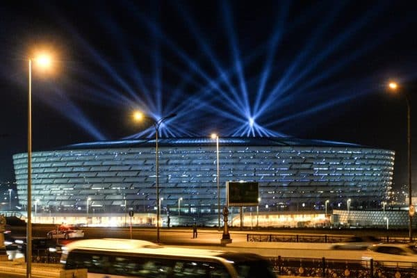 Why holding the Europa League final in Baku was never a good idea