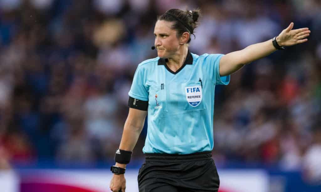 female referees A-League Football Victoria's