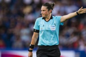 female referees A-League Football Victoria's