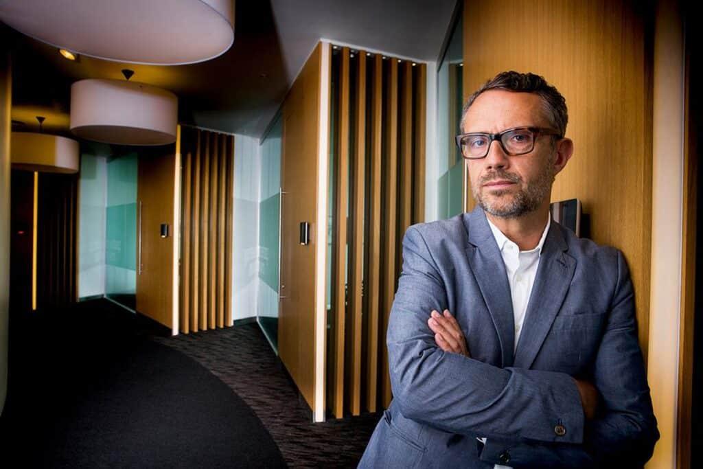Premier League CEO David Pemsel
