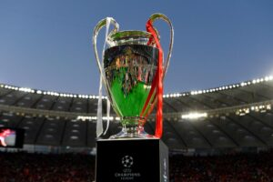 UEFA president Aleksander Čeferin has stated that the Champions League will continue in Portugal as planned, despite a Covid-19 spike in Lisbon that could derail the elite club football competition.