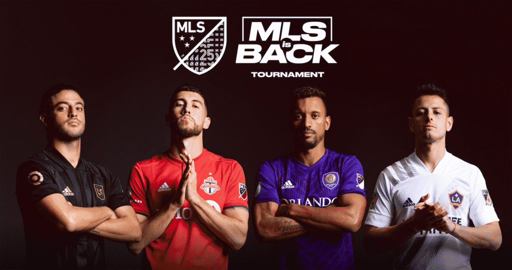 MLS will improve the television viewing experience, by investing in extra resources as the COVID-19 pandemic has prevented fans from attending matches.