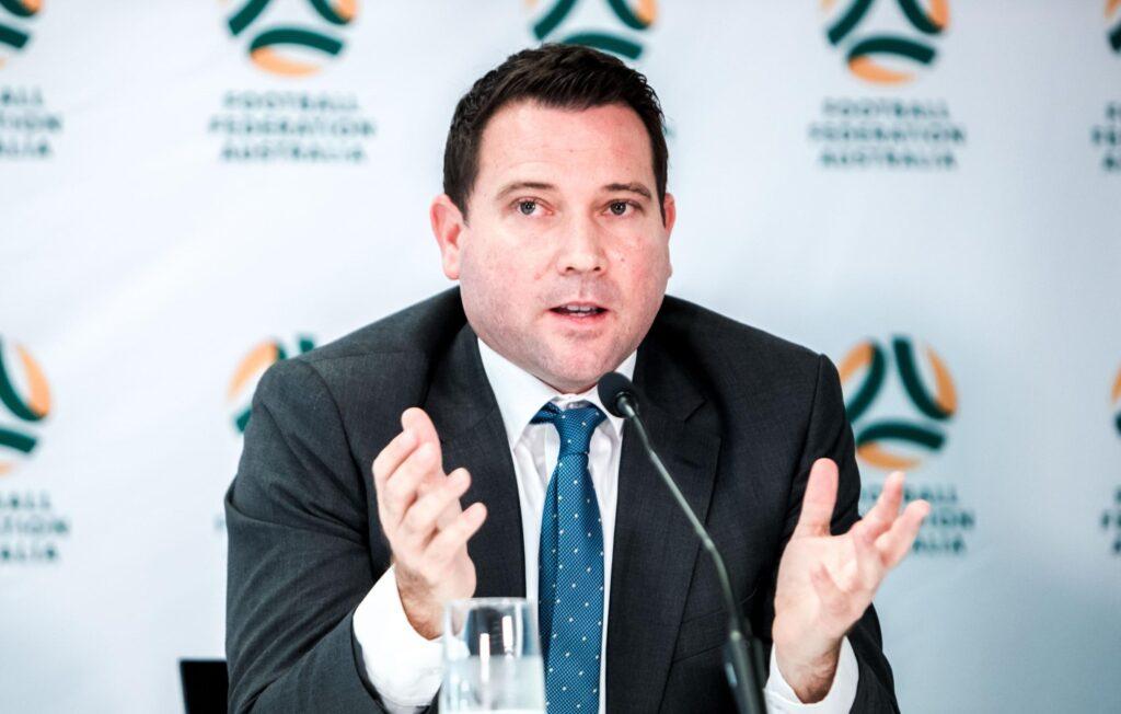 James Johnson FFA CEO