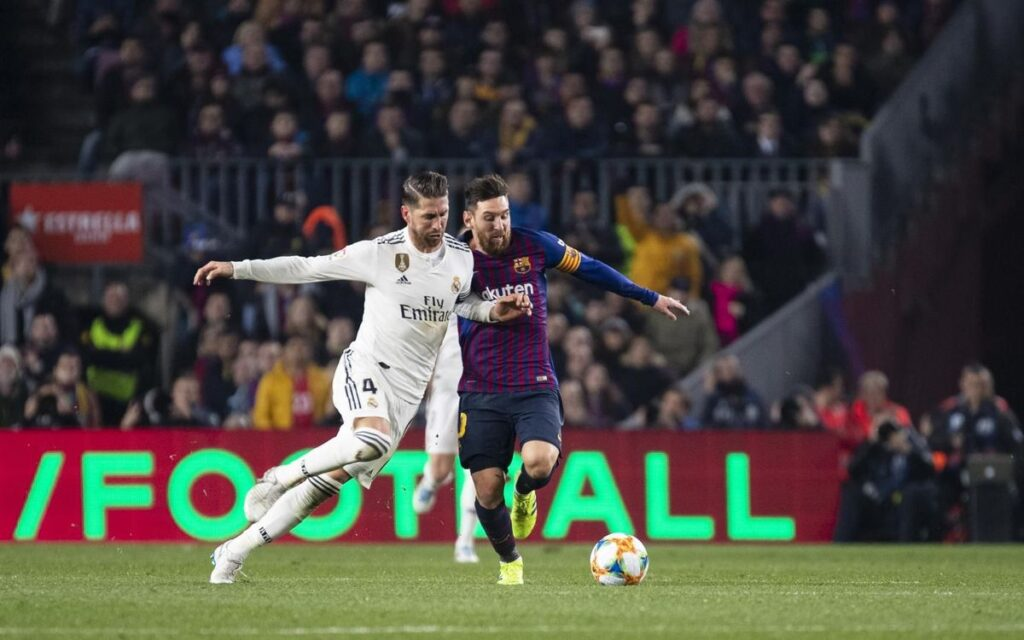 There will be no fans at ElClasico, although La Liga are still striving to provide the best entertainment experience possible for its fans.