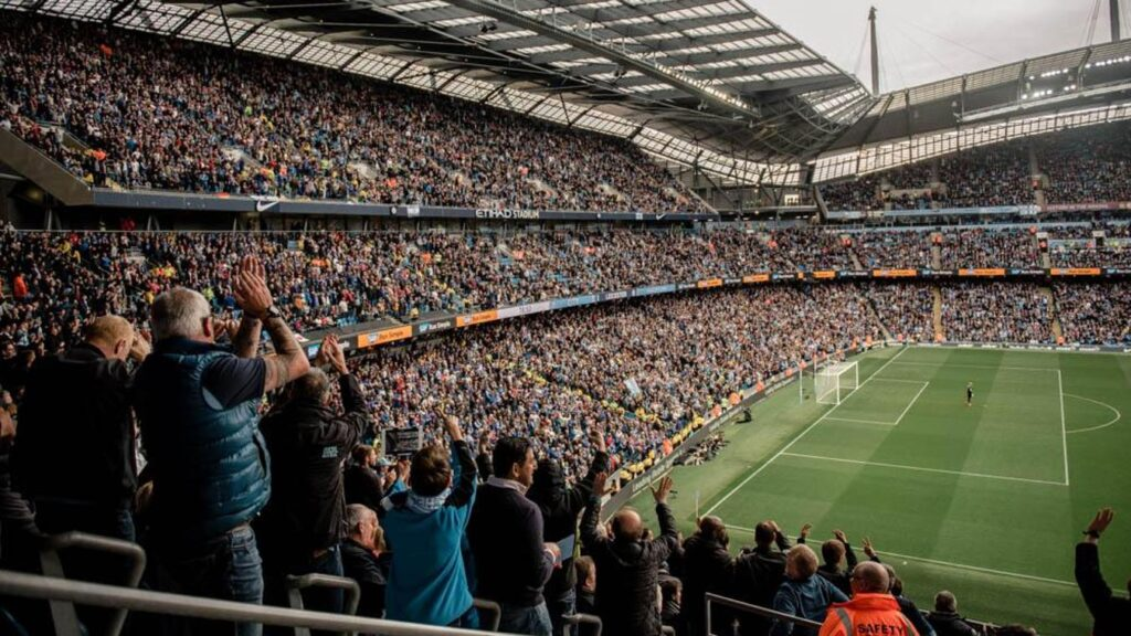 The UK Government's planned easing of restrictions will allow some English Premier League clubs to have fans return from December 2.