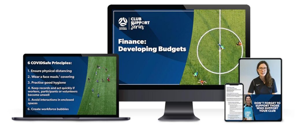 Football Victoria has announced the launch of their Club Support Series, a new initiative for Committee Members.