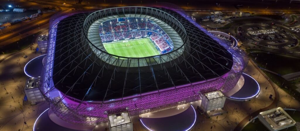 Ahmad Bin Ali Stadium in Qatar has become the fourth tournament venue for the FIFA World Cup 2022 to be inaugurated.