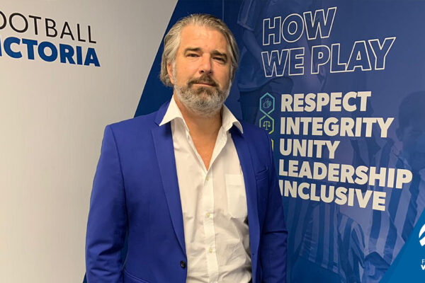 The Board of Football Victoria (FV) has appointed Kimon Taliadoros as their new CEO, effective 22 February 2021.