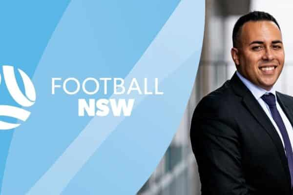 Football NSW has announced that Gilbert Lorquet is the new chairman for the state's governing body.