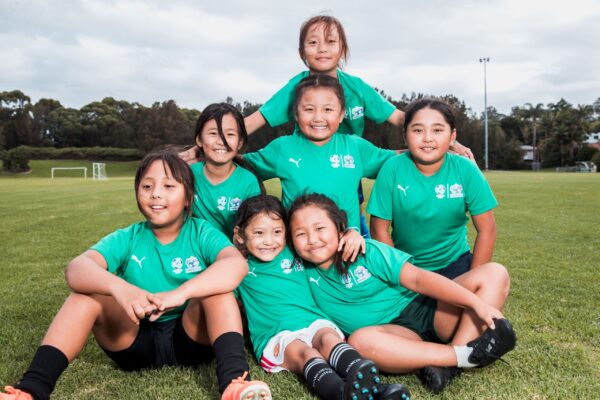 Football NSW Girls United Program