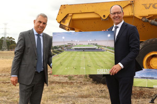 Construction of a new world-class State Centre at Gepps Cross has officially commenced, for grassroots through to elite participation.