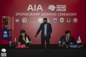 Singapore Premier League extends title sponsorship with Tottenham sponsor