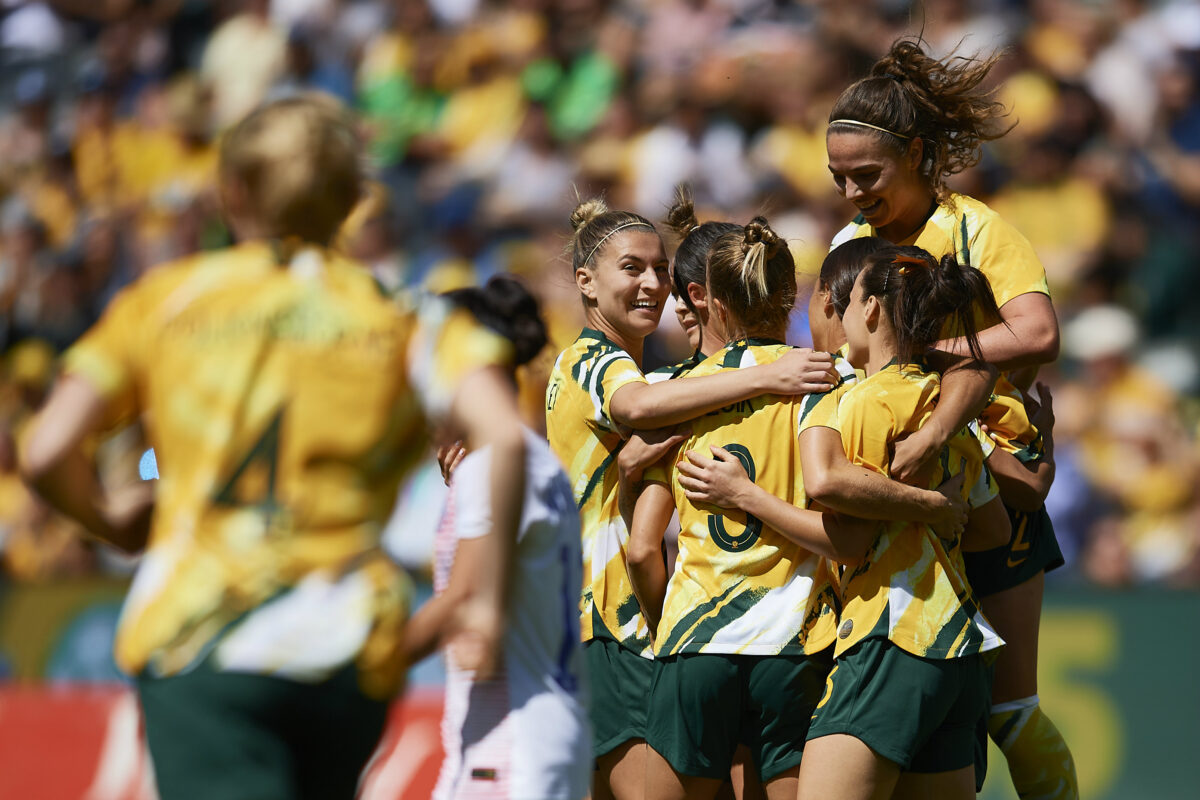 Football Australia are celebrating the achievements and contributions of women and girls in football as part of Female Football Week 2021.