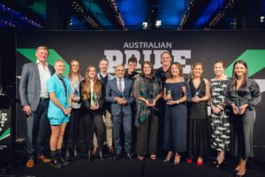 Football Victoria (FV) has been recognised as a Bronze tier organisation at the recent 2021 Australian Pride in Sport Awards.