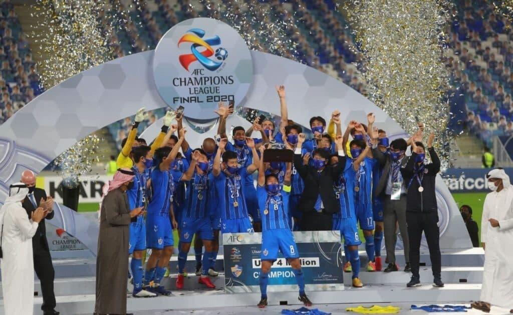 AFC Winners