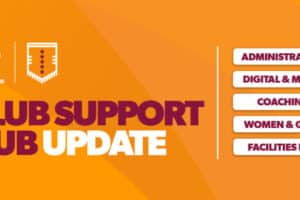 Football Queensland (FQ) has announced an upgrade to their Club Support Hub so that it's more tailored for clubs and volunteers across the state.