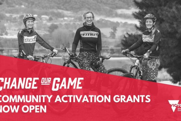The Victorian State Government program features grants of up to $10,000 that are available for community sport and recreation organisations.