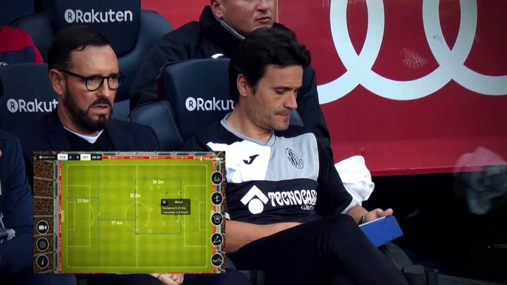 Coach using mediacoach