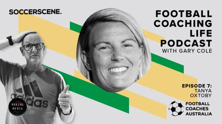 Tanya Oxtoby's amazing football journey began in Wickham, in the Pilbara region of WA, approximately 1500km north of Perth.