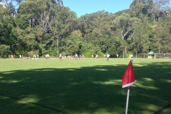Bob Campbell Football Pitch