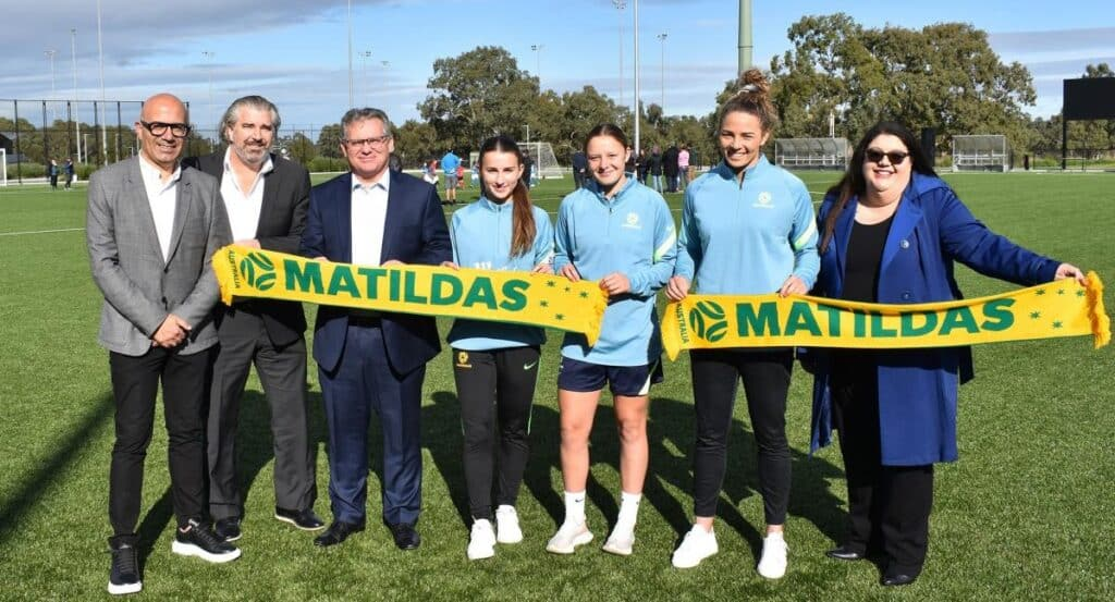 Football Australia and Football Victoria have welcomed the Victorian Government's investment in a world-class Home of The Matildas.