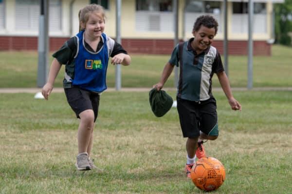 QLD Football youths