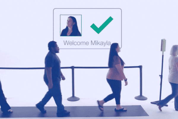 Blink Identity offers the latest solution for quick and easy access to events, as face recognition software can be used as a ticket.