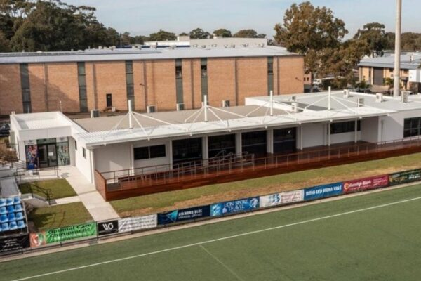 Cromer Park has seen the completion of a $2 million redevelopment for its famous precinct in the Northern Beaches suburb of Sydney.