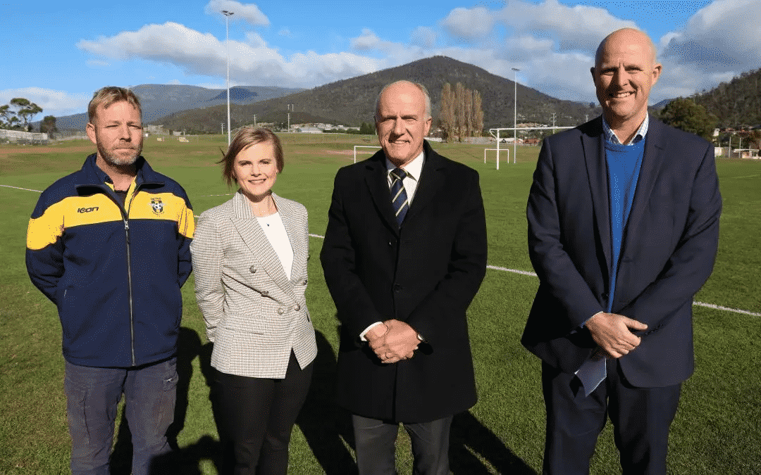 Football Tasmania receives support