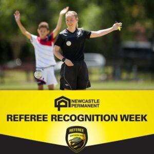 Referee week
