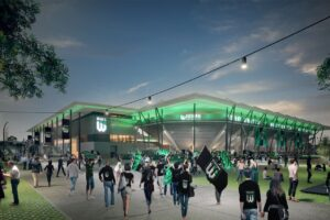 Western Melbourne Group (WMG) has given a key update on plans for the Wyndham City Stadium and its surrounding precinct.