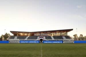 Jack Edwards Reserve, home of NPL Victoria outfit Oakleigh Canons and Chisholm United, is set for a $4 million upgrade.