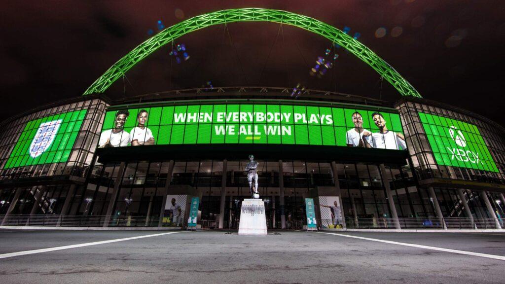 Xbox England