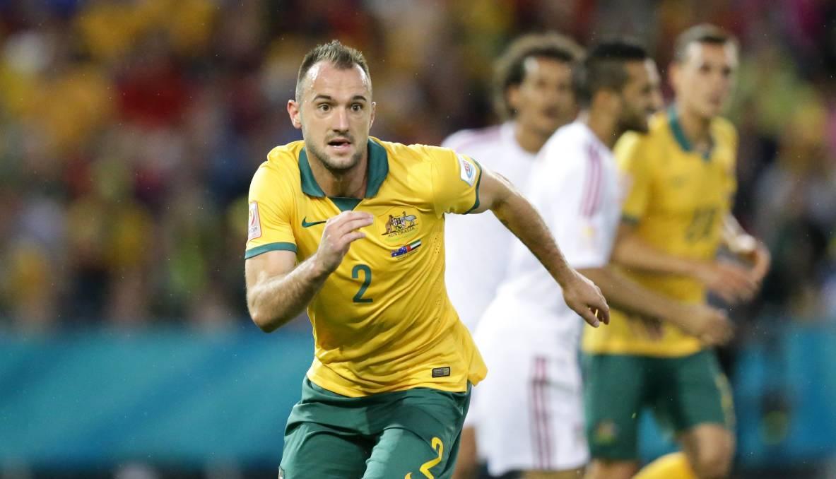 Socceroos Ivan Franjic